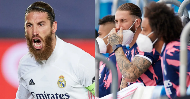 Sergio Ramos Tells Close Pals At Real Madrid Which Club He Is Planning To Join - Bóng Đá