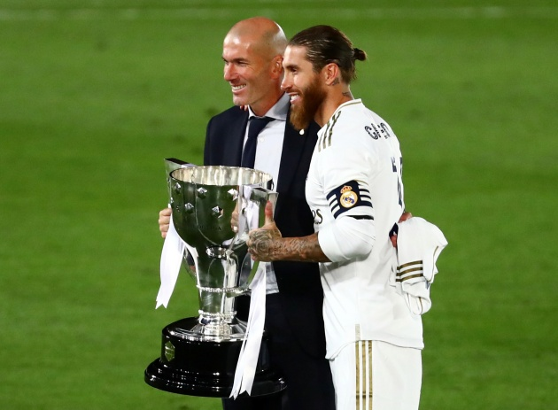 Florentino Perez: I haven't read the farewell letter, whoever wrote it was not Zidane - Bóng Đá