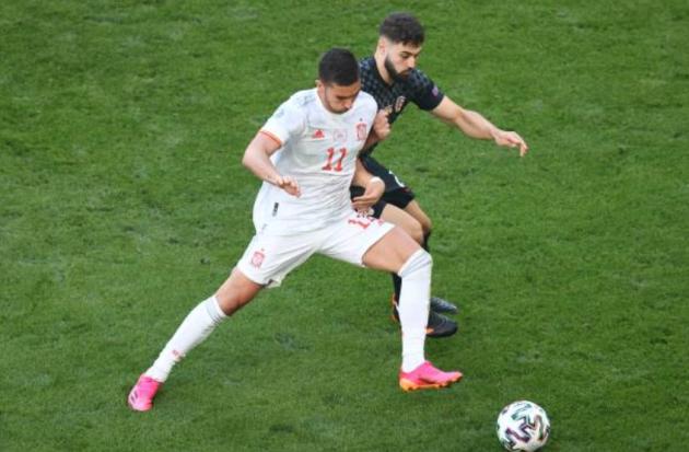 TRỰC TIẾP Croatia 0-0 Tây Ban Nha (H1): Tây Ban Nha gây sức ép - Bóng Đá