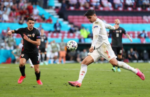 TRỰC TIẾP Croatia 3-5 Tây Ban Nha (Hiệp phụ 1): Oyarzabal nâng tỷ số - Bóng Đá