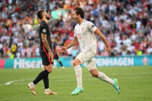 TRỰC TIẾP Croatia 3-5 Tây Ban Nha (Hiệp phụ 2): Tây Ban Nha chiếm ưu thế - Bóng Đá