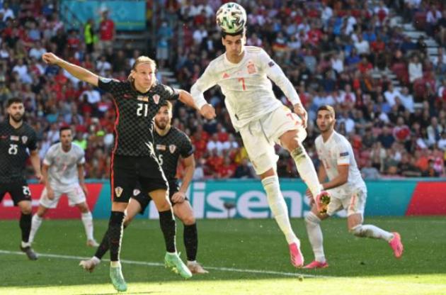 TRỰC TIẾP Croatia 1-1 Tây Ban Nha (H2): Kramaric vào sân - Bóng Đá