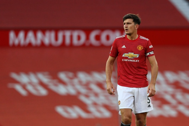 Harry Maguire gives Manchester United fitness update after England vs Germany performance - Bóng Đá