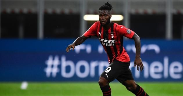Arsenal to rival Tottenham for AC Milan midfielder Kessie - Bóng Đá