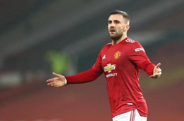 Luke Shaw is Ole Gunnar Solskjaer's greatest Manchester United triumph - Bóng Đá