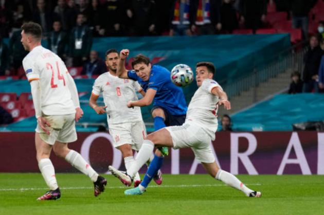 5 điểm nhấn Ý 1-1 Tây Ban Nha (Luân lưu 4-2):  - Bóng Đá