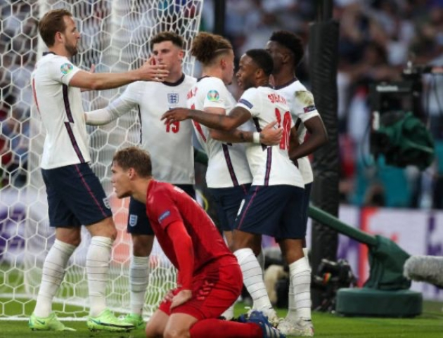 Denmark's opening goal against England should not have stood according to laws of the game - Bóng Đá
