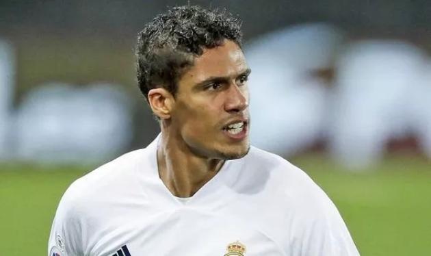 Manchester United 'submit maximum bid for Raphael Varane transfer' in new development - Bóng Đá
