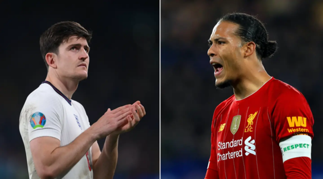 ]Dean Henderson Says Manchester United And England Teammate Harry Maguire Is As Good As Liverpool's Virgil Van Dijk - Bóng Đá