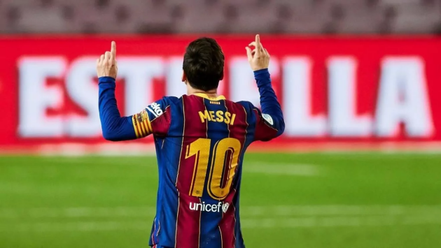 Messi reaches agreement with Barcelona - Bóng Đá