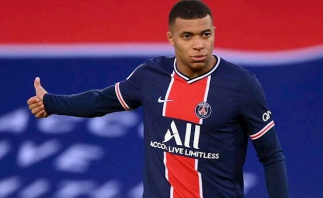 PSG consider giant offer to tempt Mbappe to stay - Bóng Đá