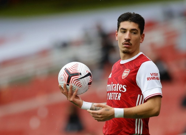 Journalist gives update for Arsenal fans on Hector Bellerin situation - Bóng Đá