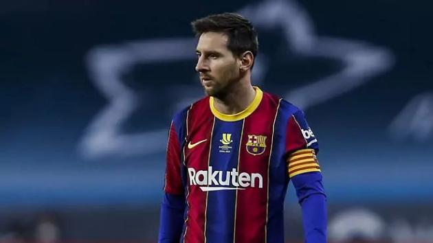 The secrets of Messi's new contract - Bóng Đá
