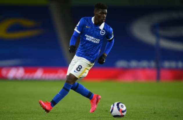 Arsenal can finally sign their 'own N'Golo Kante' if Yves Bissouma completes £40m transfer - Bóng Đá