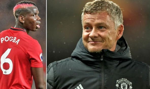 Manchester United have two short-term Paul Pogba fixes if he leaves this summer - Bóng Đá
