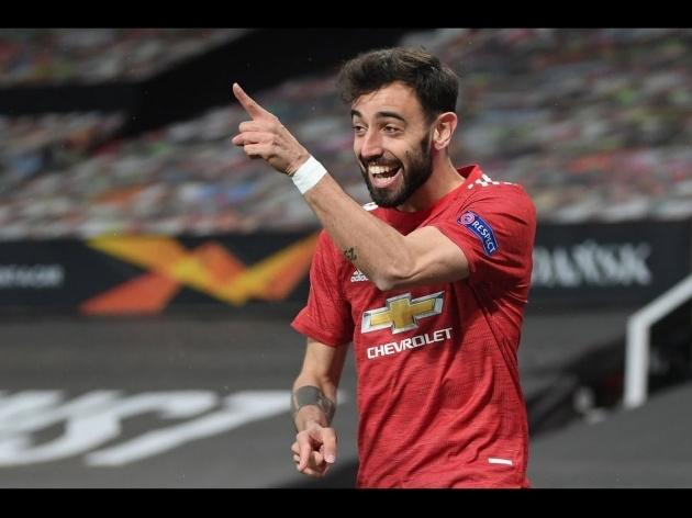 Manchester United can unlock Bruno Fernandes again in Solskjaer's new system - Bóng Đá