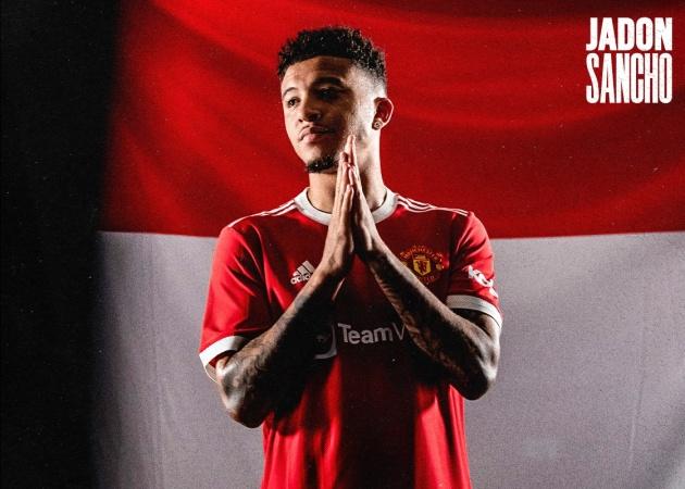 Số áo của Sancho và dự tính thận trọng cho một huyền thoại mới tại Man Utd - Bóng Đá