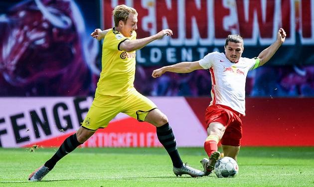 Tuttosport: Milan keen on €18m RB Leipzig star and Borussia Dortmund playmaker - Bóng Đá