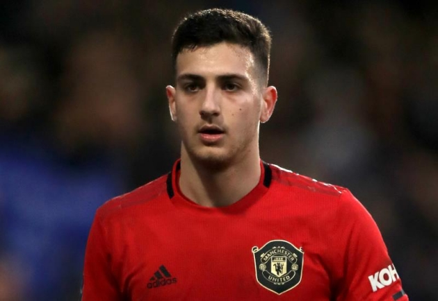 Diogo Dalot's Future Expected To Only Be Clearer Towards End Of Window - Bóng Đá