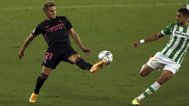 You have to fight at Real Madrid and Odegaard doesn't seem ready to do that - Bóng Đá