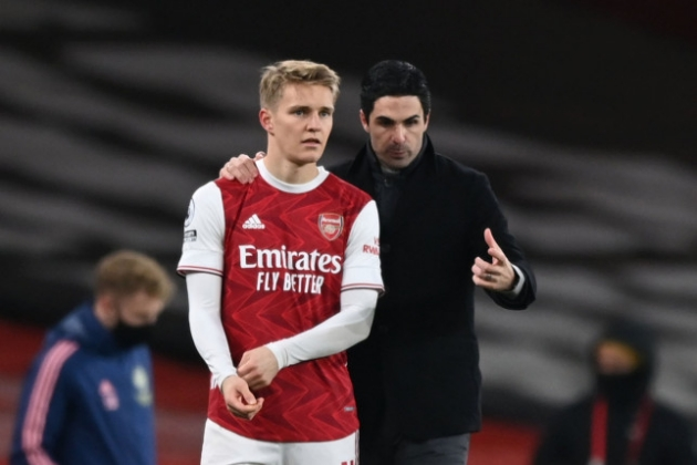 'They love the player': Fabrizio Romano says Arsenal still keen on signing Martin Odegaard - Bóng Đá