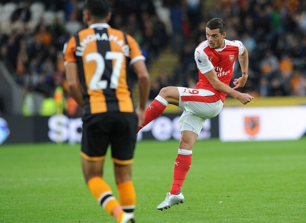 Opinion: What might happen if Arsenal give Granit Xhaka an extension - Bóng Đá