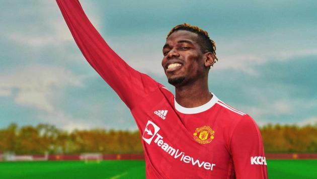 an McGarry makes claim about Paul Pogba's Man United future - Bóng Đá