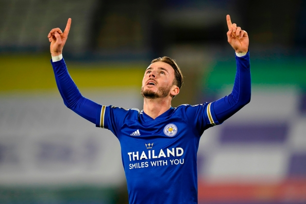 James Maddison 'keen' on Arsenal move but talks with Leicester City 'very slow' - Bóng Đá