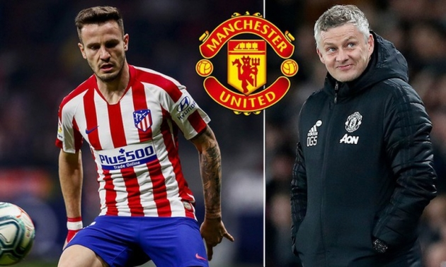 Manchester United shirt numbers Saul Niguez could wear with 'good value deal eyed' - Bóng Đá