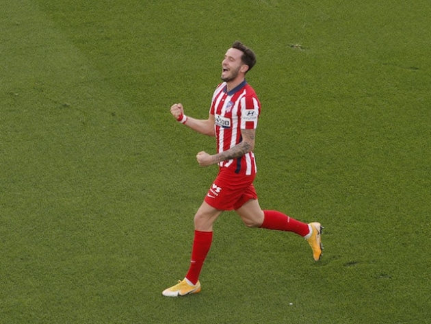 Manchester United 'yet to make firm move for Saul Niguez' - Bóng Đá