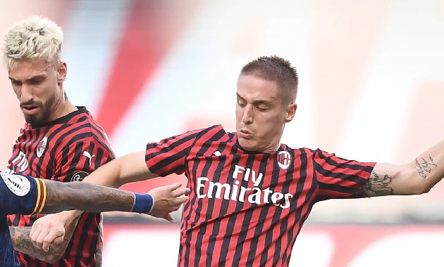 Báo GdS: AC Milan duo attracting interest from Serie A and LaLiga as Rossoneri hope to raise €15m - Bóng Đá