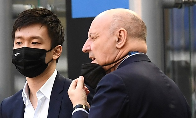 Inter President Zhang Decided To Sell Lukaku, Marotta & Ausilio Against It & Now Inzaghi Unhappy, Italian Media Report - Bóng Đá