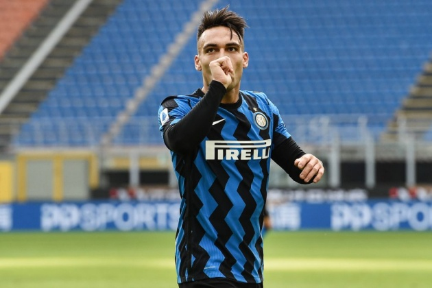 Arsenal shirt numbers Lautaro Martinez could wear as Inter Milan star 'wants to join' - Bóng Đá