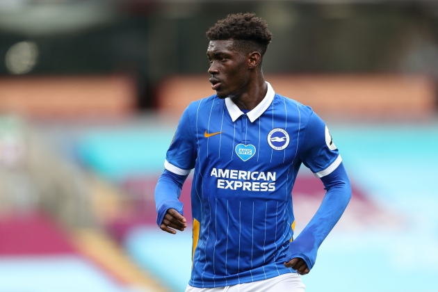 Yves Bissouma has been urged to ignore Arsenal's advances and stay at Brighton for another season. - Bóng Đá