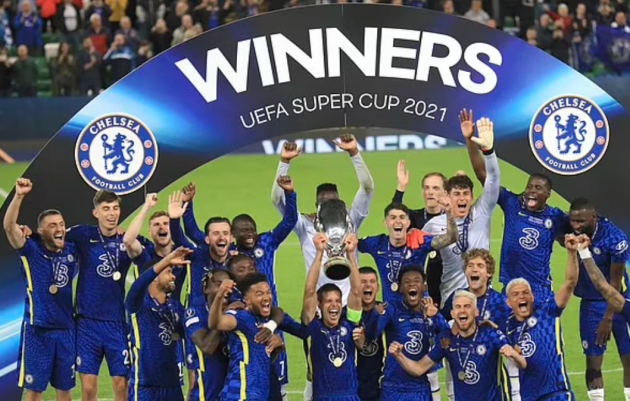 'The winning mentality is in the building': Rio Ferdinand says Chelsea will believe they can take Man City  - Bóng Đá