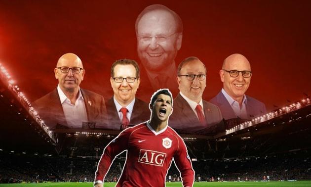 3 thế lực lớn nhất đưa Ronaldo về Man Utd - Bóng Đá
