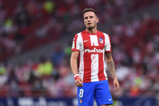 Chelsea's 'move for Atletico Madrid Saul Niguez is OFF and the midfielder is set to stay in Spain - Bóng Đá