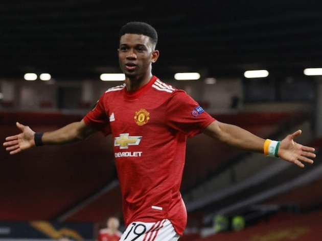 Amad Diallo to stay at Manchester United after suffering injury? - Bóng Đá
