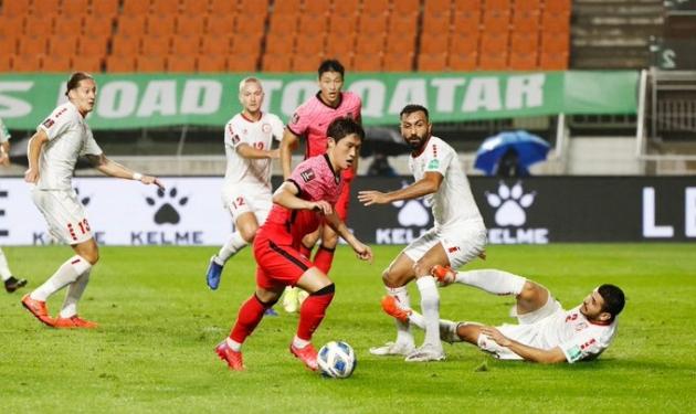 Hàn Quốc - Lebanon - Bóng Đá