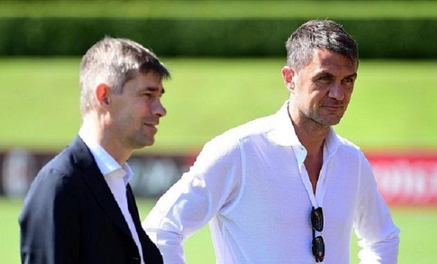 thị trường chuyển nhượng của AC Milan - Bóng Đá