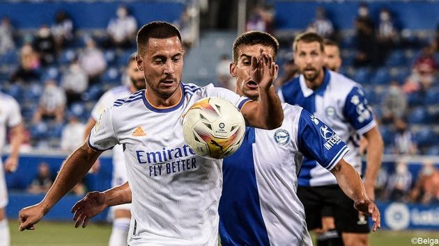 Hazard knows Vinicius is ahead of him in pecking order - Bóng Đá
