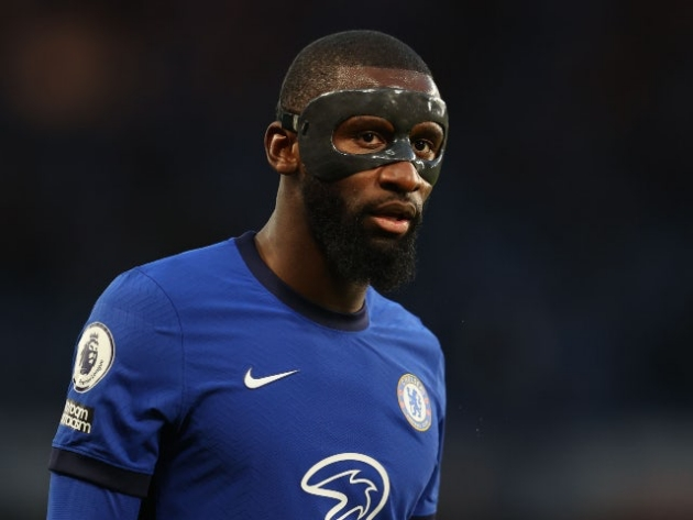 Antonio Rudiger 'to consider his options before signing new Chelsea deal' - Bóng Đá