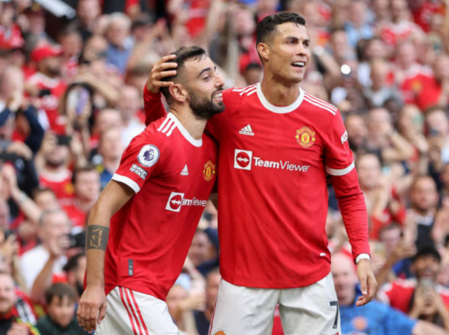 Ronaldo tỏa sáng mang về 3 bản hợp đồng lớn cho Man Utd - Bóng Đá