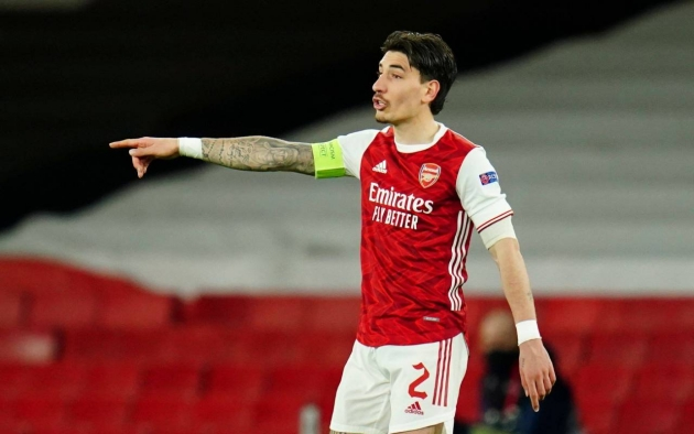 HECTOR BELLERIN: I LEFT ARSENAL TO WIN THINGS WITH REAL BETIS - Bóng Đá