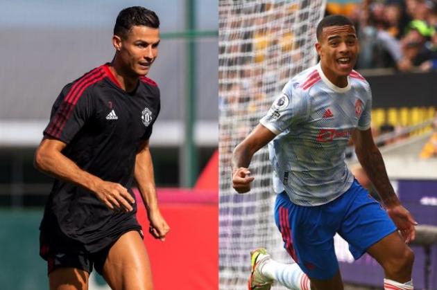 UNITEDOle Gunnar Solskjaer is not under pressure to select Cristiano Ronaldo every game - Bóng Đá