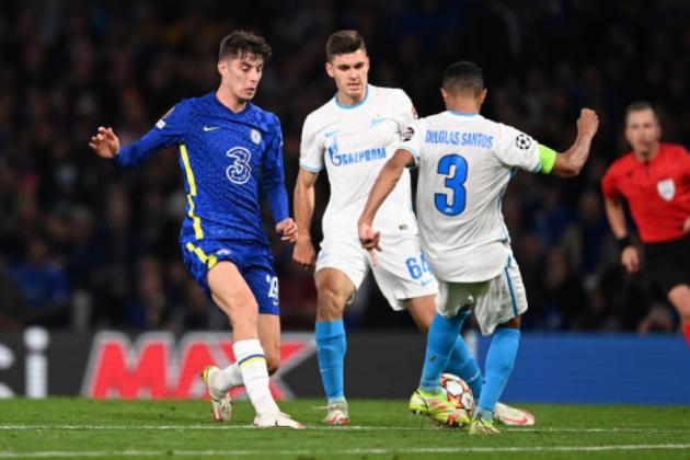 5 điểm nhấn Chelsea - Zenit - Bóng Đá