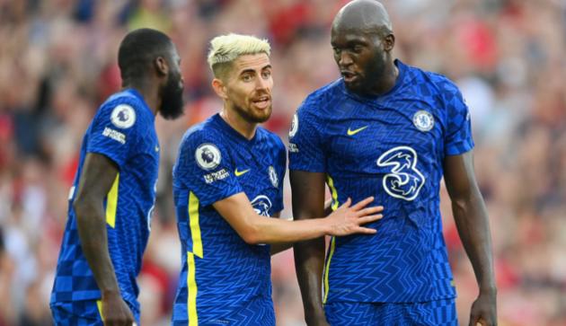 Jorginho agrees with Marcos Alonso on key Romelu Lukaku attribute after fine Chelsea start - Bóng Đá