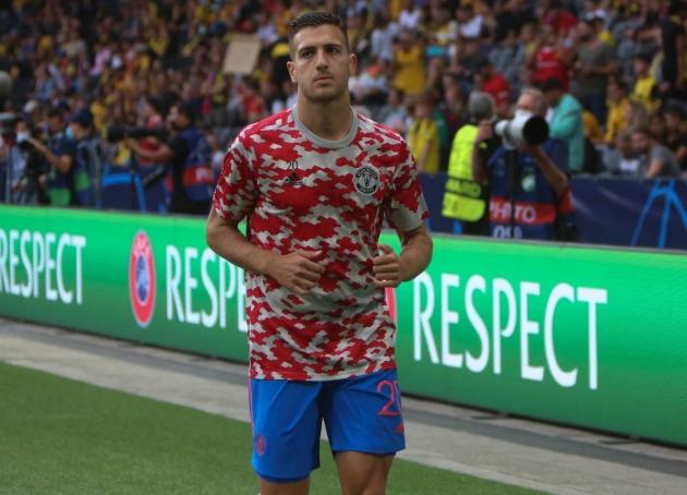Roma tracking Manchester United right-back Diogo Dalot - Bóng Đá