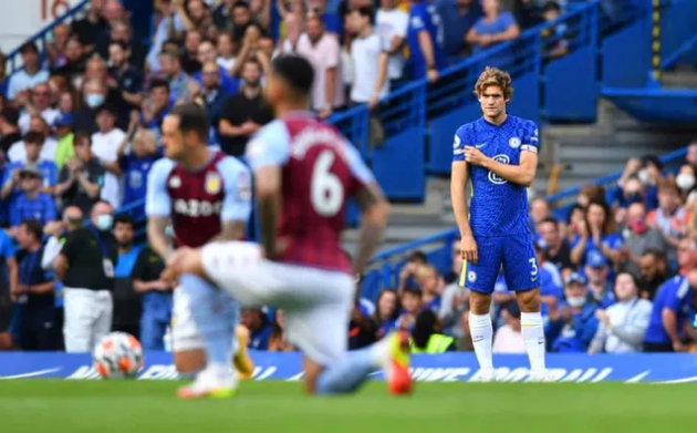 Chelsea boss Thomas Tuchel defends Marcos Alonso over decision to stop taking the knee - Bóng Đá
