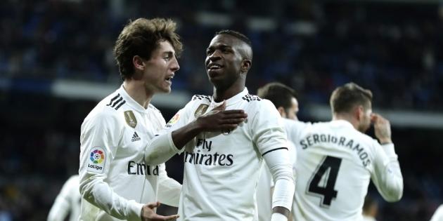 Have Real Madrid found the new Neymar in Vinicius? - Bóng Đá